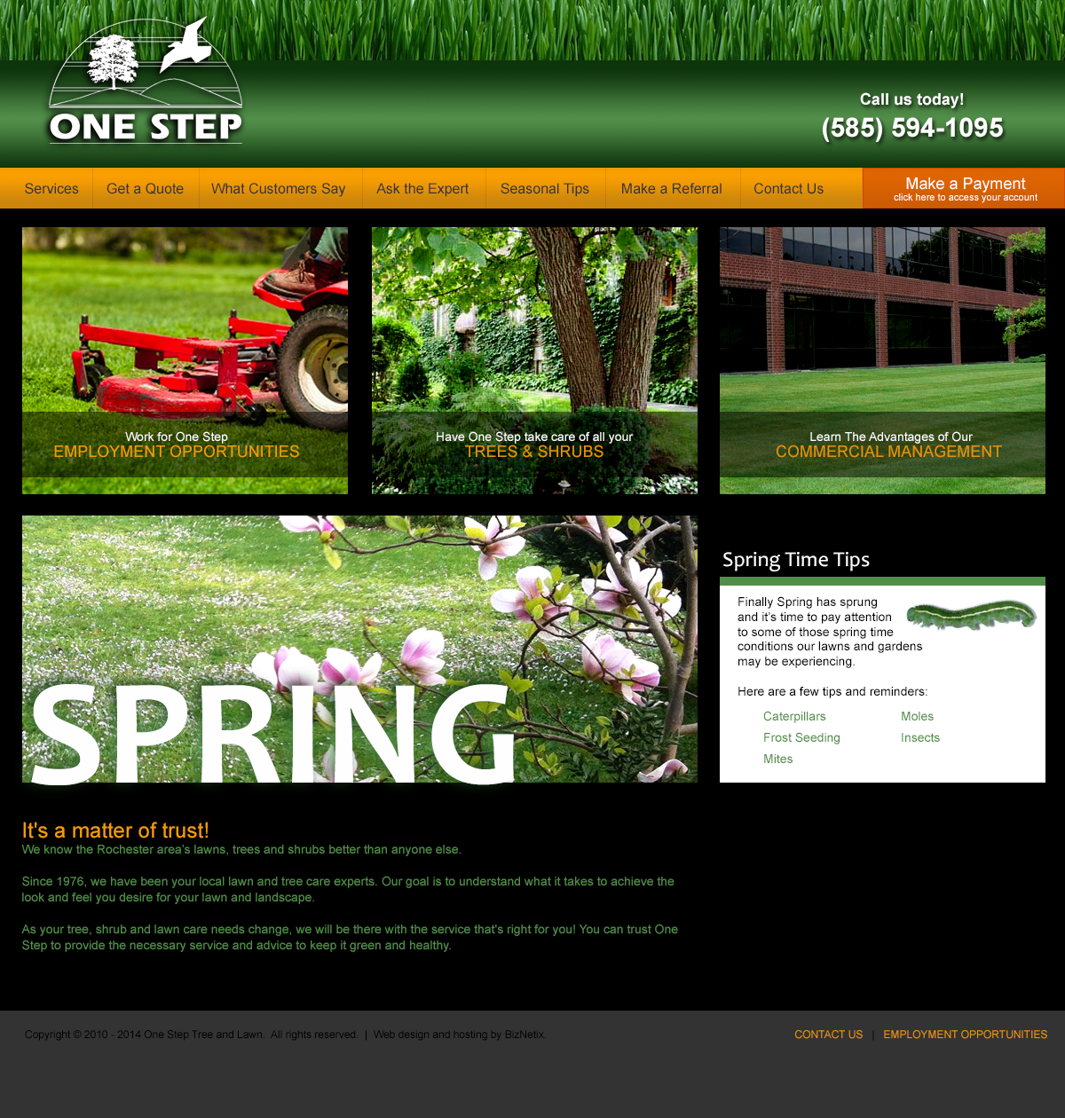 One Step Tree and Lawncare